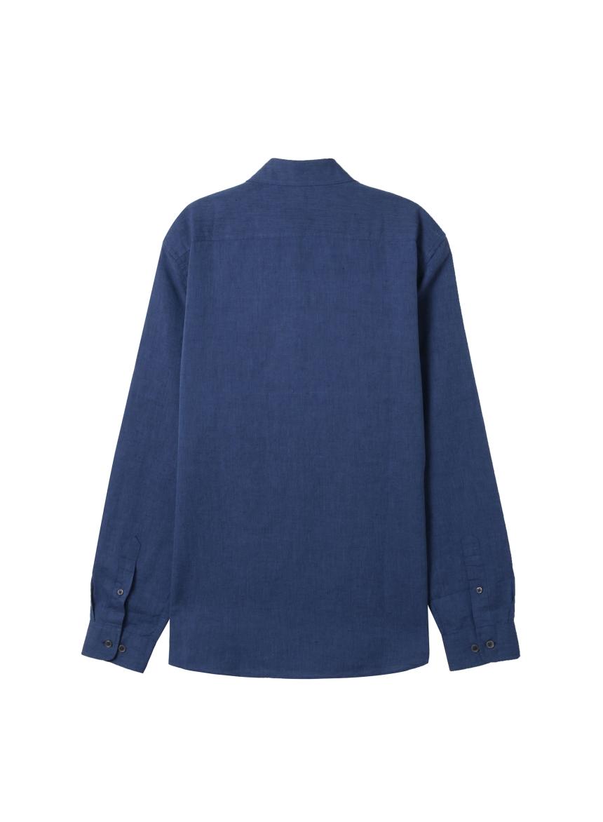 탑텐(TOPTEN) 남성) 리넨 버튼다운 긴팔 셔츠(BN)_MSZ2WC1901