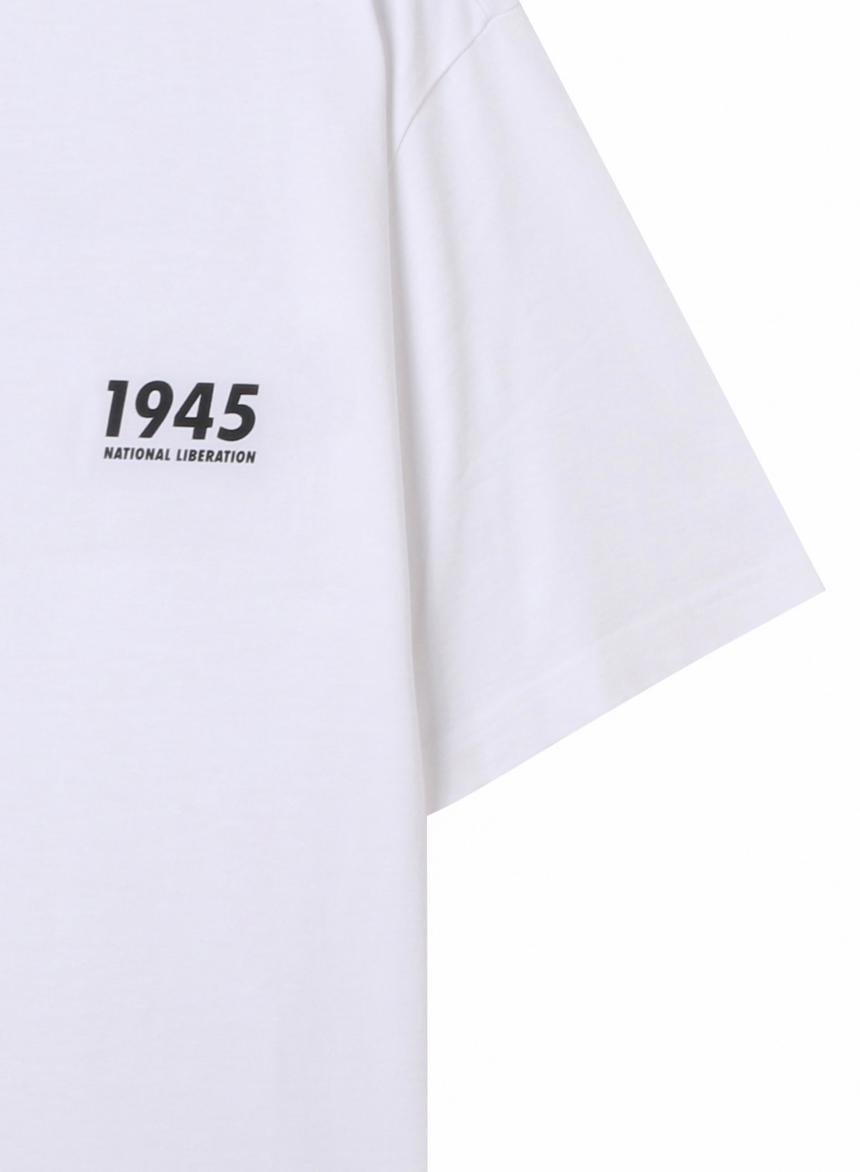 탑텐(TOPTEN) 공용) 광복절 캠페인 티셔츠 (8.15) (WTA)_MSZ3TS3304