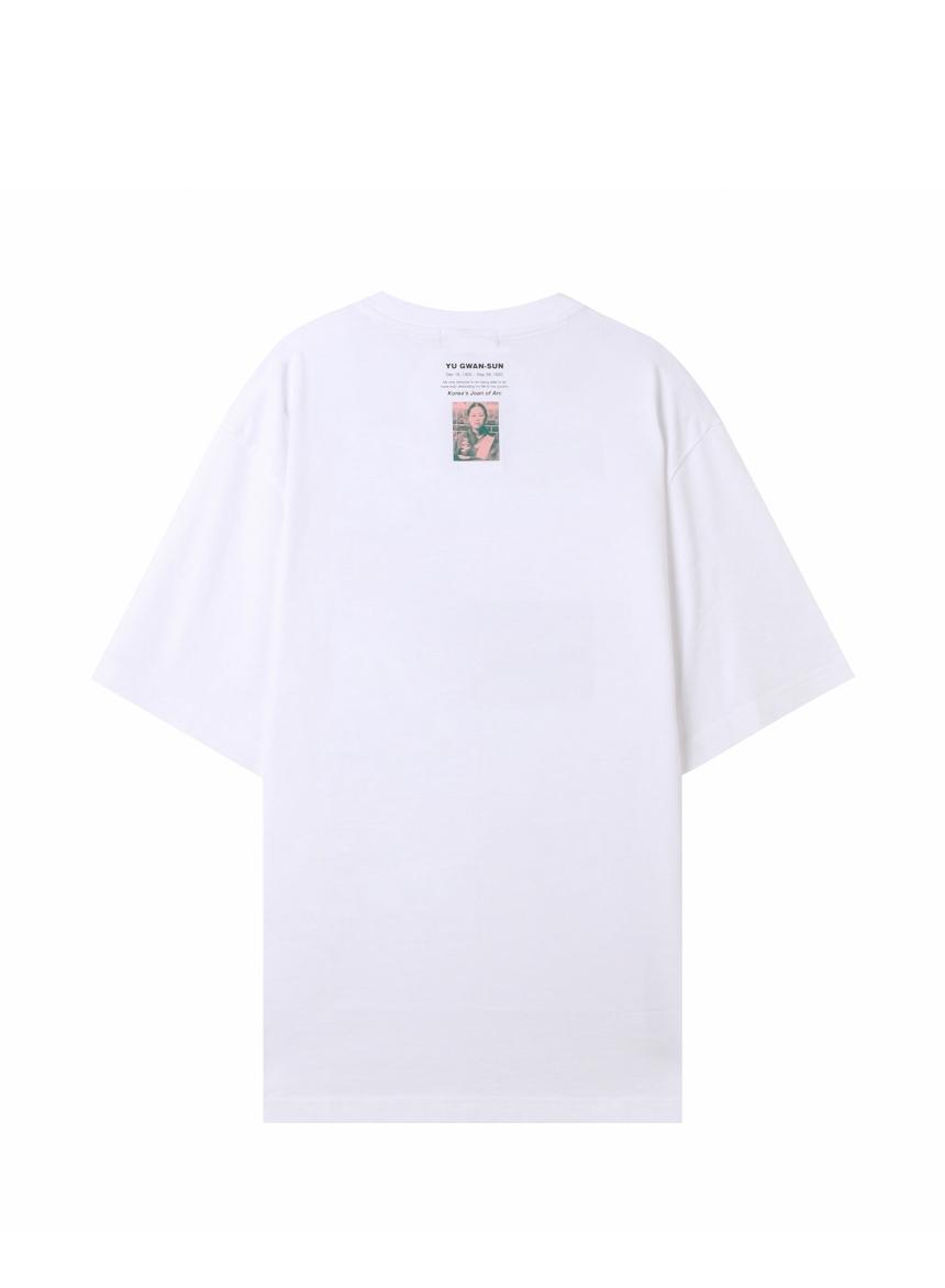탑텐(TOPTEN) 공용) 광복절 캠페인 티셔츠 (8.15) (WTB)_MSZ3TS3304