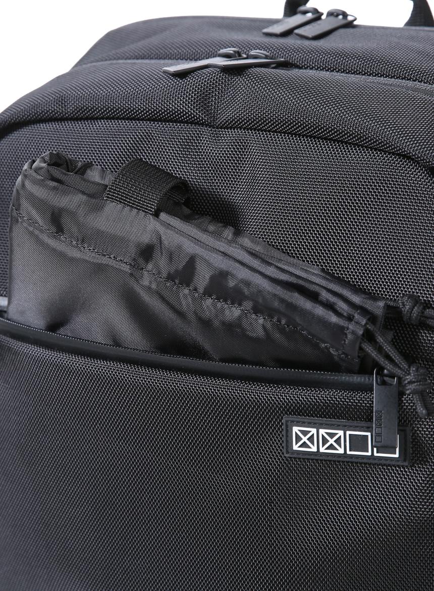 엑스투오투(EX2O2) 공용 EX2O2 테크 스퀘어 백팩(BK)_MXZ5AB3002