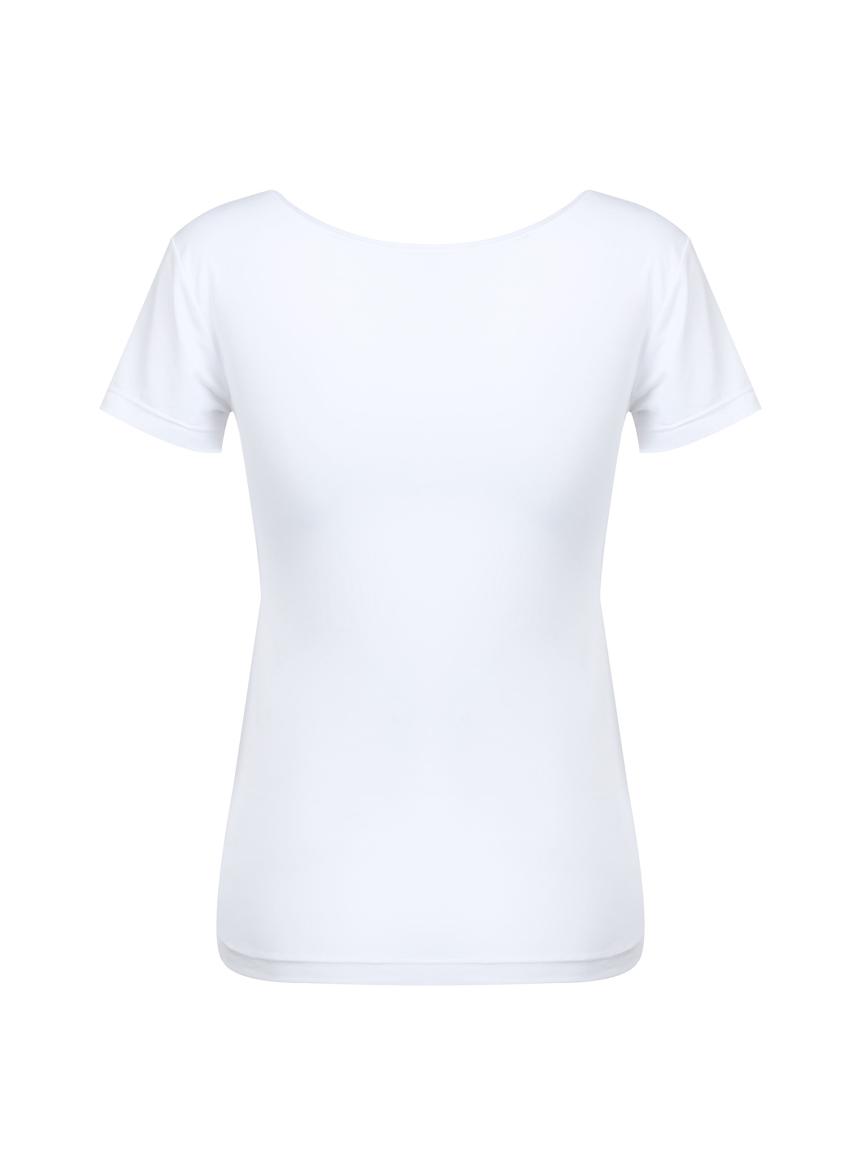 탑텐(TOPTEN) 여성) 쿨에어 반팔 티셔츠_MSA2US2201